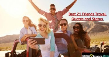 friends travel quotes